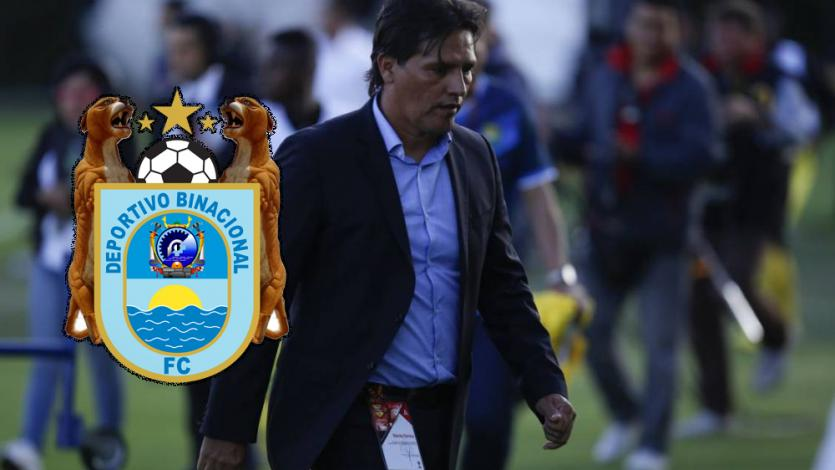 Liga1 Movistar: colombiano Flabio Torres es nuevo entrenador de Binacional (VIDEO)