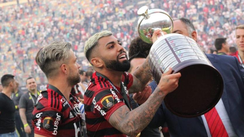 Copa Libertadores: todas las emociones de los jugadores del Flamengo en la coronación (FOTOS)