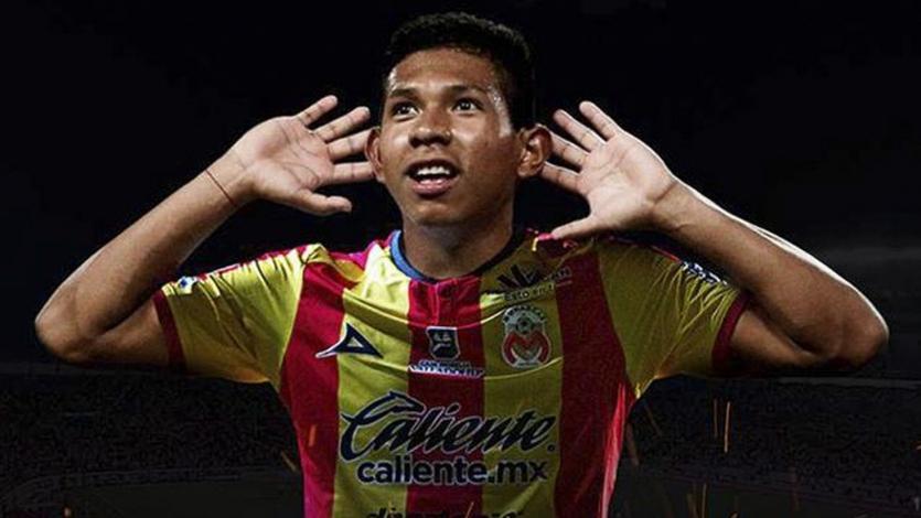 Edison Flores anota su primer gol de la temporada con la '10' del Morelia (VIDEO)