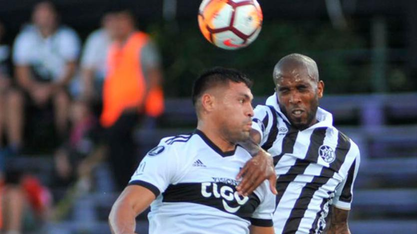 Copa Libertadores: Wanderers igualó sin goles frente a Olimpia