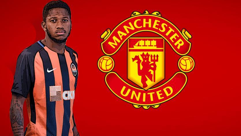 Fichajes: Fred es nuevo jugador del Manchester United