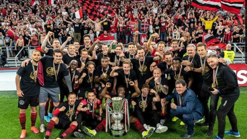 La Copa de Hungría tuvo campeón con público en las tribunas (VIDEO)