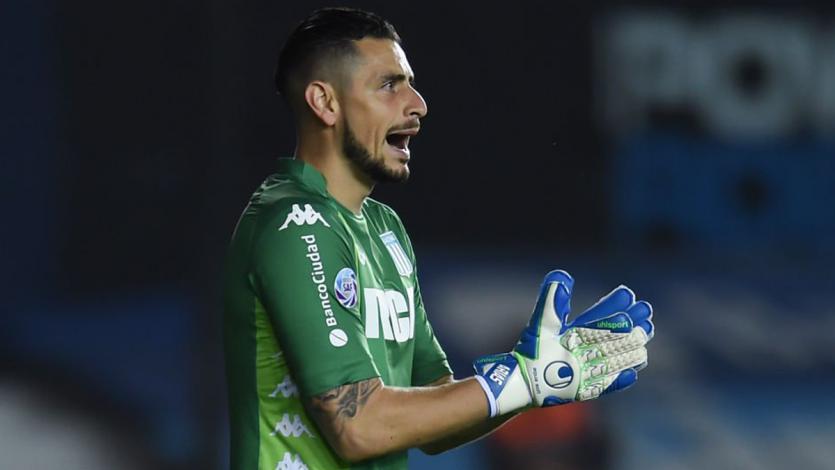Gabriel Arias es baja en Chile
