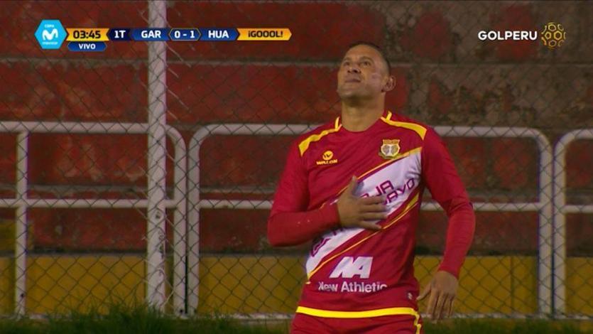 EN VIVO por GOLPERU: Real Garcilaso  0-3 Sport Huancayo