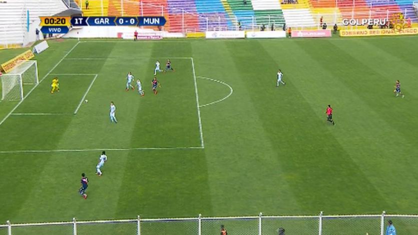 Real Garcilaso goleó 5-1 a Deportivo Municipal