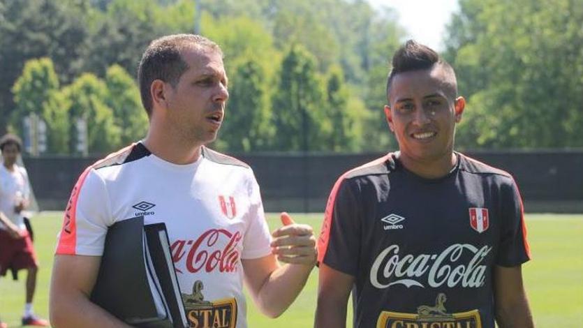 Adrián Vaccarini reveló cómo ayuda a Ricardo Gareca a construir a la selección peruana