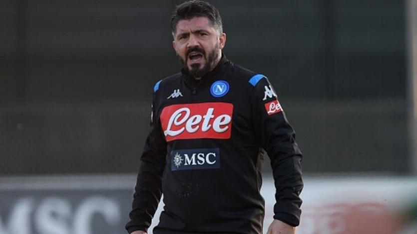 Genaro Gatusso gana el primer título de su carrera como técnico dirigiendo al Nápoli