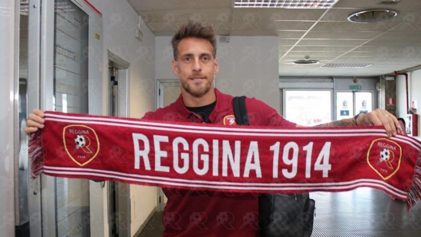 Germán Denis llegó a Italia para unirse al Regina con un motivador mensaje (VIDEO)