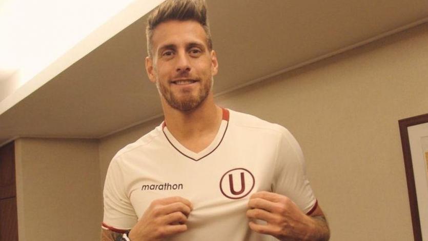 Germán Denis tras su partida al fútbol italiano: