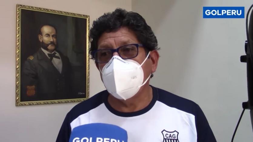 Javier Arce sobre Atlético Grau: