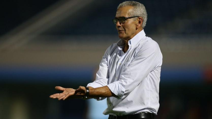 Gregorio Pérez tras la eliminación de Copa Libertadores: