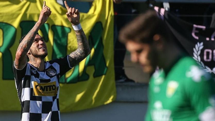Gustavo Dulanto: el zaguero zurdo que se consolida en el Boavista de Portugal