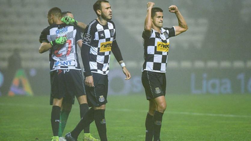 Gustavo Dulanto jugó todo el partido en el regreso al triunfo del Boavista (VIDEO)