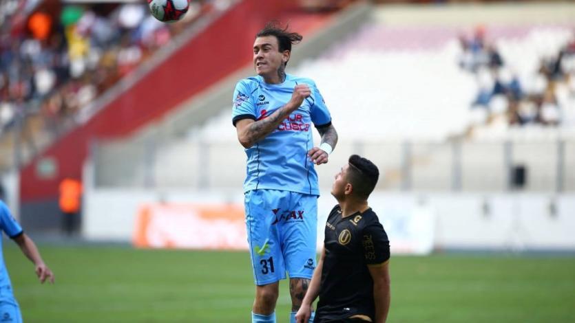 Gustavo Dulanto renueva con Real Garcilaso