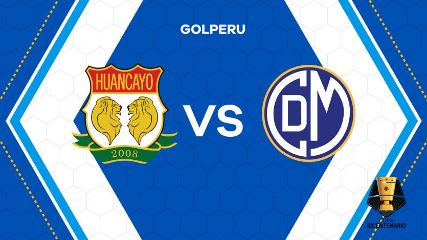 Copa Bicentenario: Sport Huancayo recibe a Deportivo Municipal
