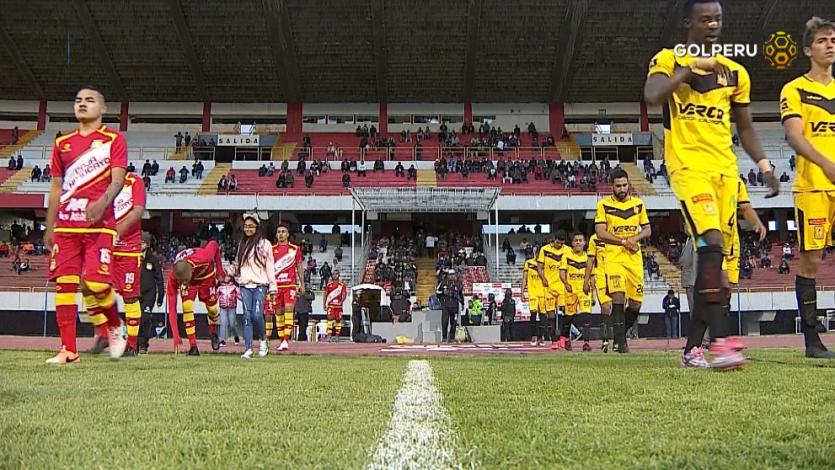 EN VIVO por GOPERU: Sport Huancayo 1-0 Academia Cantolao