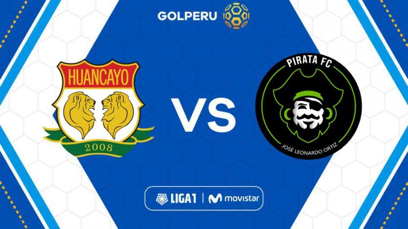 Sport Huancayo recibe a Pirata F.C en la 'Incontrastable'