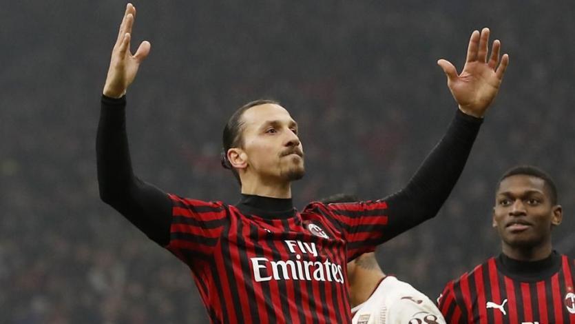 Serie A: Zlatan Ibrahimovic regresa a Italia para seguir su recuperación