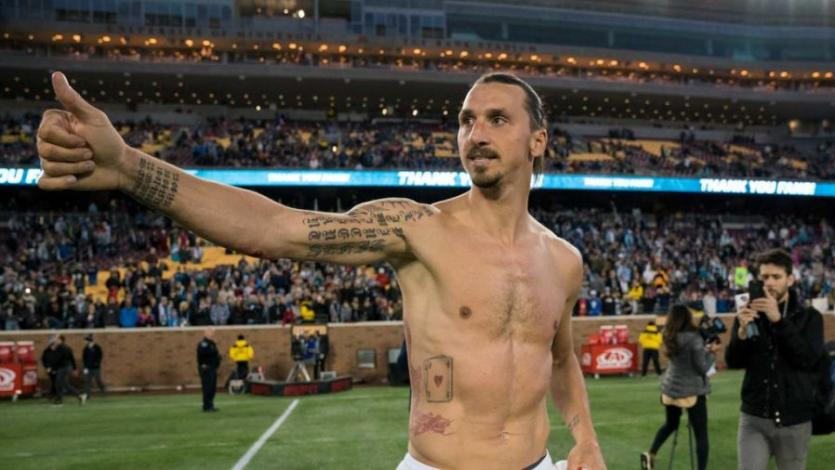 Serie A: Zlatan Ibrahimovic no jugará en el Milan