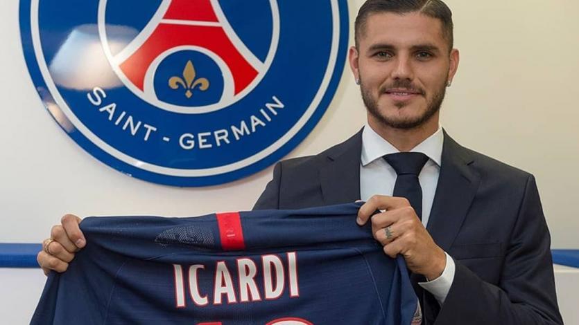 Mauro Icardi ficha por el PSG y es una de las bombas del mercado europeo