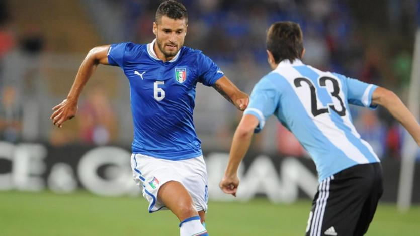 Italia y Argentina jugarán un amistoso en marzo