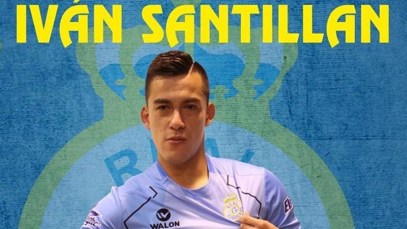 Iván Santillán renovó con Real Garcilaso por una temporada
