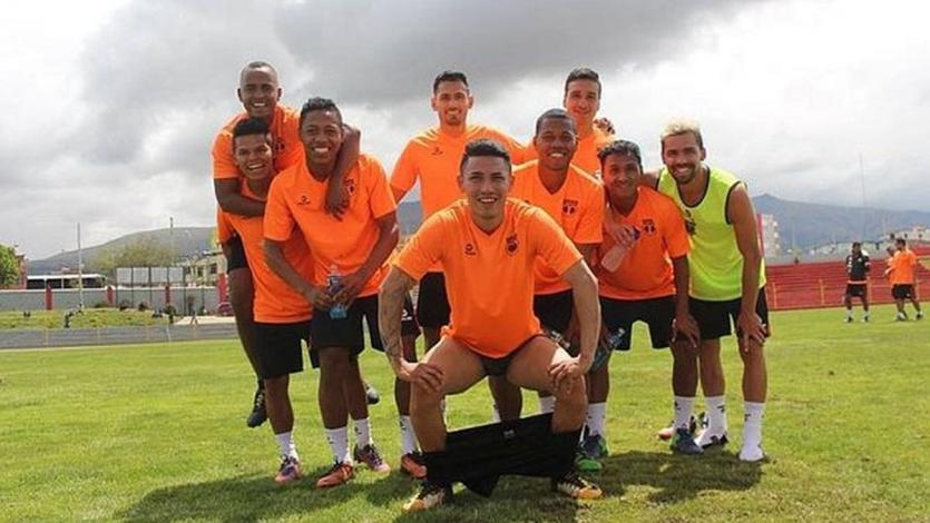 Jean Deza fue habilitado para jugar por Sport Huancayo