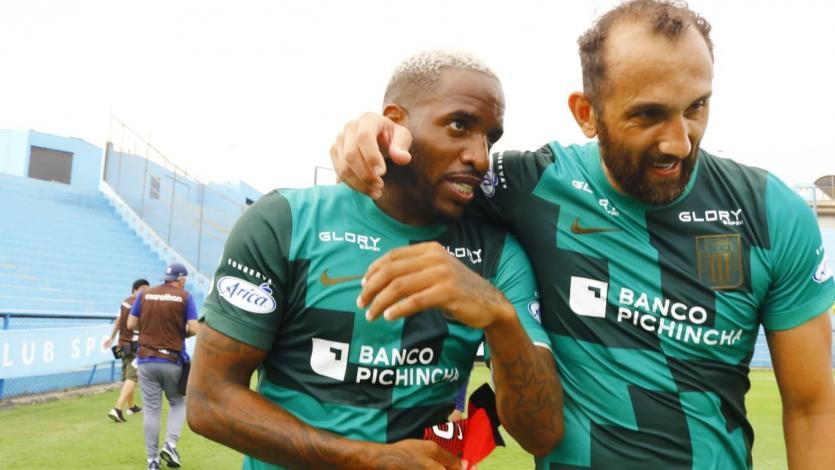 Liga1 Betsson: revive a ras de campo el esperado debut de Jefferson Farfán con Alianza Lima (VIDEO)