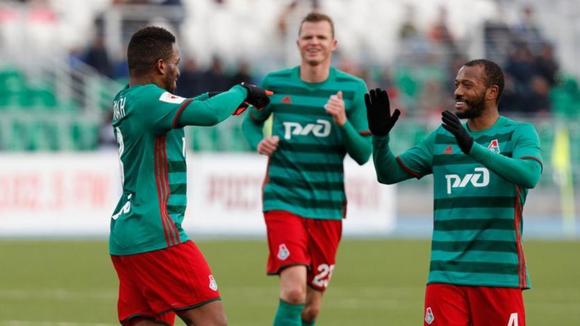 Lokomotiv registró a Jefferson Farfán para el reinicio de la Europa League