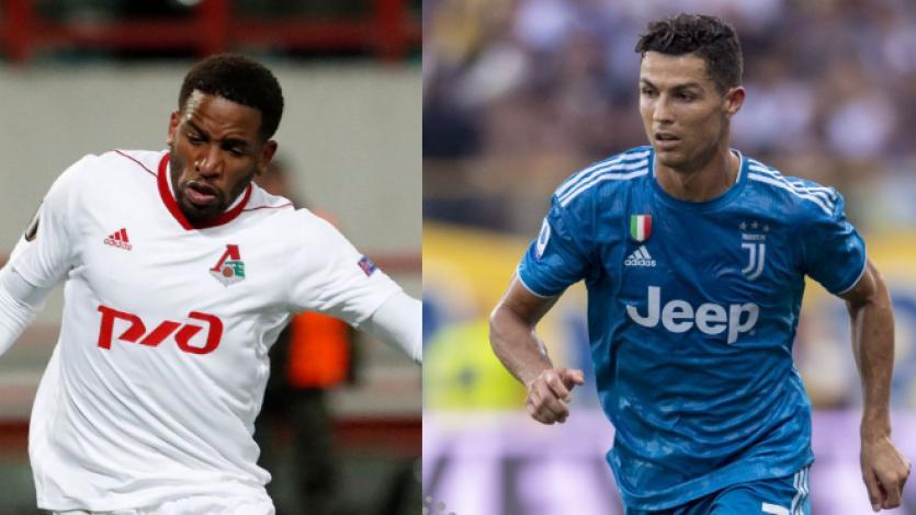 Lokomotiv de Jefferson Farfán y la Juventus de Cristiano Ronaldo chocarán en la Champions