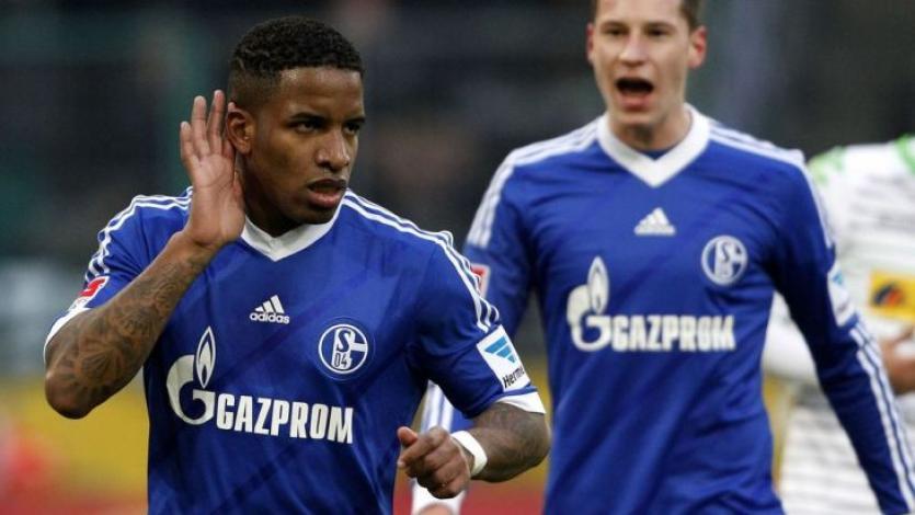 Jefferson Farfán fue incluido en el once ideal del Schalke del siglo XXI