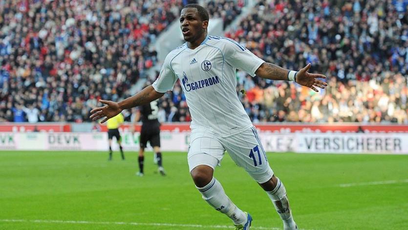 Schalke 04: la reacción de Jefferson Farfán tras ganar