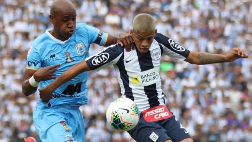 Fichajes 2020: Jeickson Reyes renovó con Deportivo Binacional y jugará la Copa Libertadores