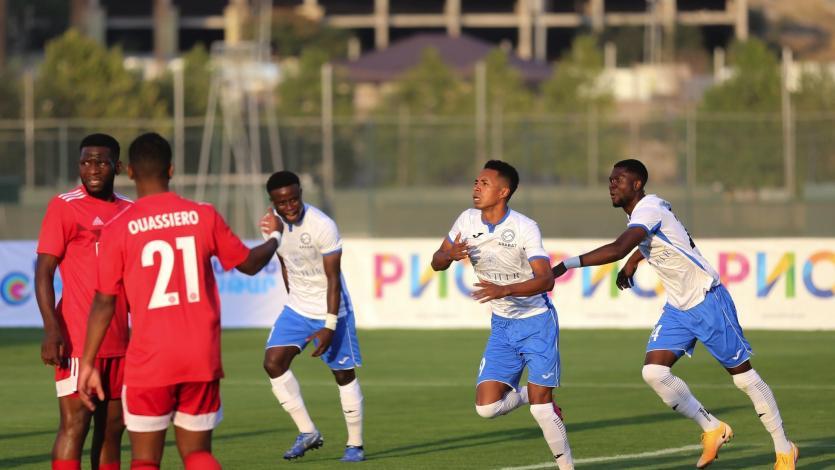 Europa League: así fue el primer gol de Jeisson Martínez con Ararat-Armenia (VIDEO)