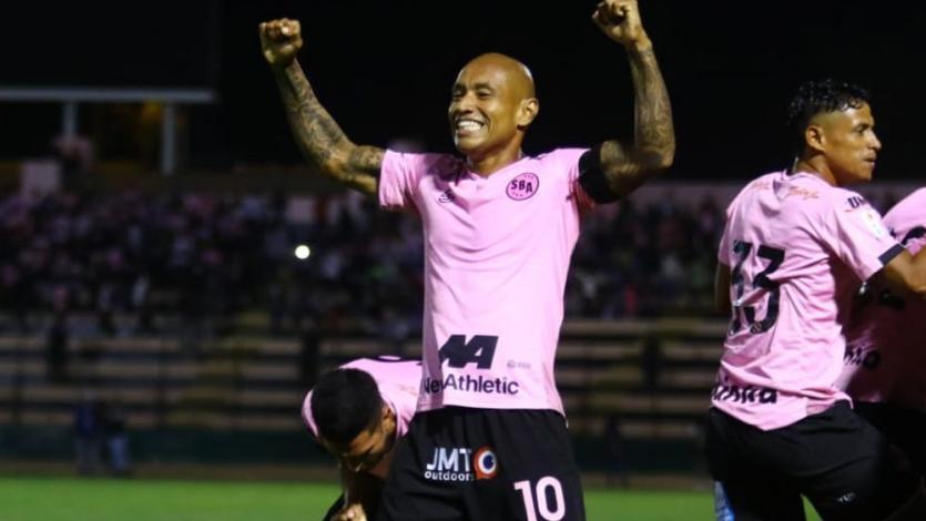 Jesús Chávez de Sport Boys: