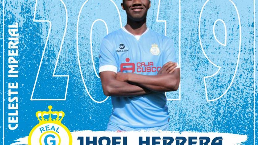 Jhoel Herrera regresó a Real Garcilaso