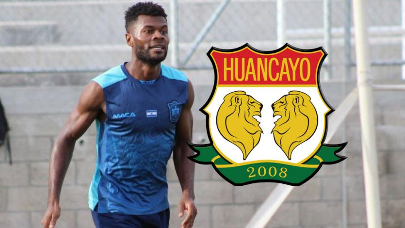 Jimmy Valoyes dejó Pirata FC y defenderá la camiseta de Sport Huancayo en 2020 (VIDEO)