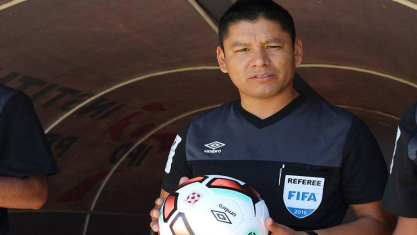Segunda División: Joel Alarcón será el árbitro en la primera final entre Carlos A. Mannucci y César Vallejo