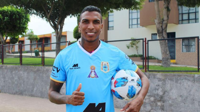Liga1 Movistar 2020: colombiano Johan Arango se unió a la pretemporada de Binacional (VIDEO)
