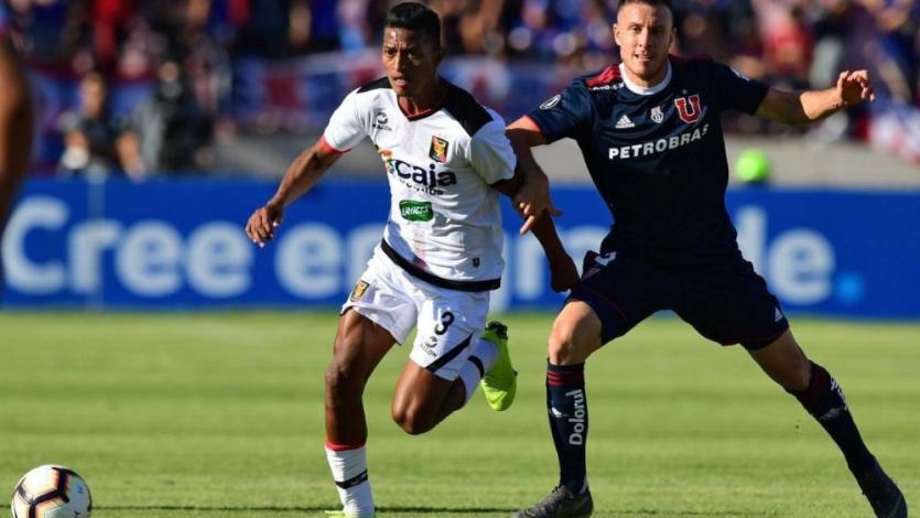 Ecuador convocó a John Narváez de Melgar para la Copa América Brasil 2019