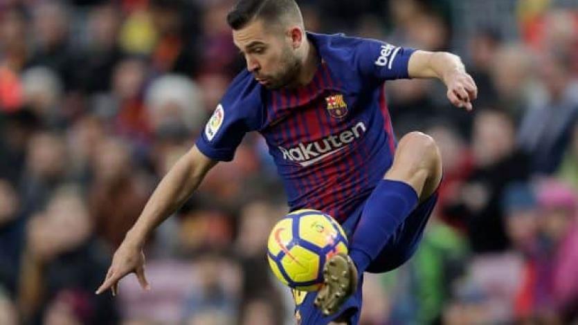 Jordi Alba sobre su posible renovación:
