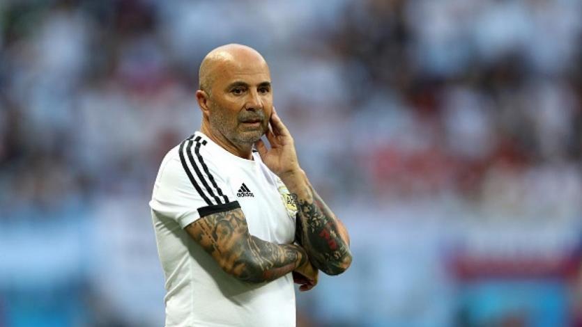 Jorge Sampaoli seguirá dirigiendo a la Selección de Argentina