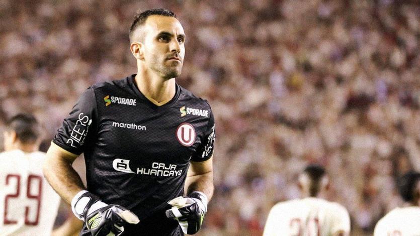 """José Carvallo: """"Defensa y Justicia jugó mejor que nosotros. No hay nada qué discutir"""""""