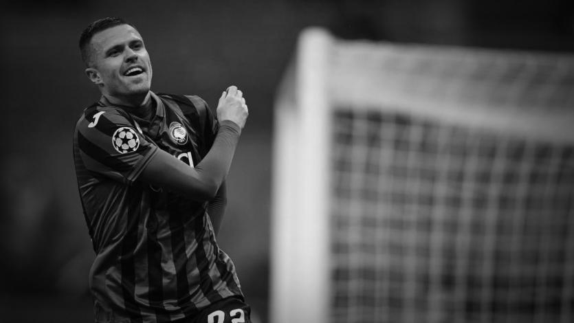 Champions League: Josip Ilicic, el gran ausente de Atalanta por una depresión (VIDEO)