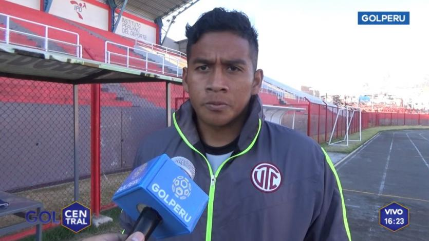 Josué Estrada y el fuerte de UTC: