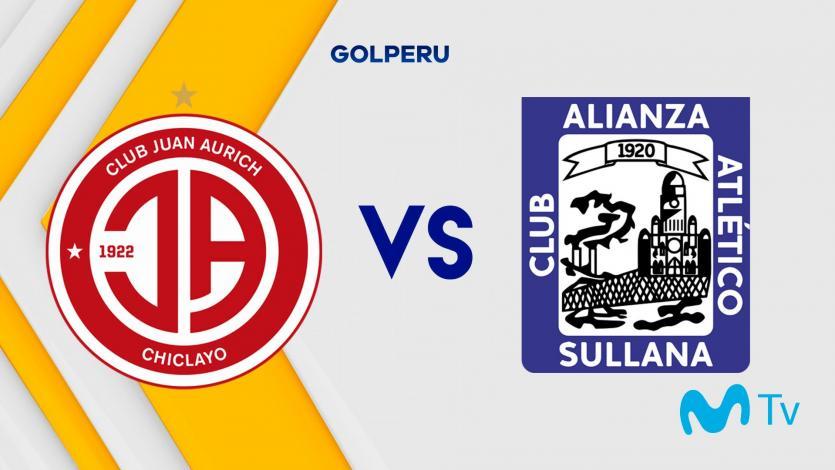 Liga2: Juan Aurich recibe en Lambayeque a Alianza Atlético por la fecha 7