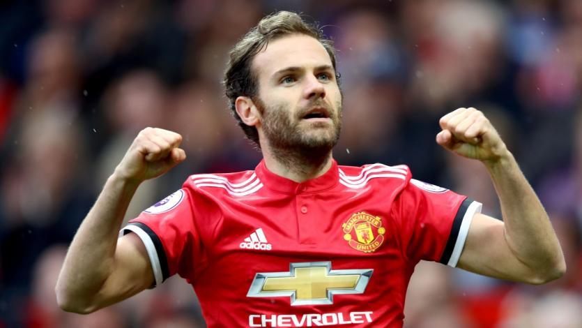 Juan Mata amplía su vínculo con Manchester United hasta 2019