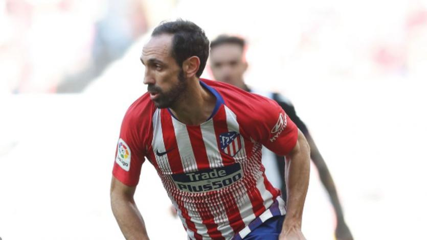 Juanfran, exjugador del Atlético de Madrid, jugaría en Sao Paulo de Brasil