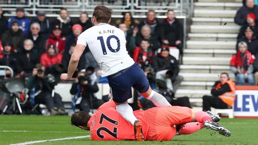 Harry Kane preocupa a Inglaterra tras lesionarse el tobillo