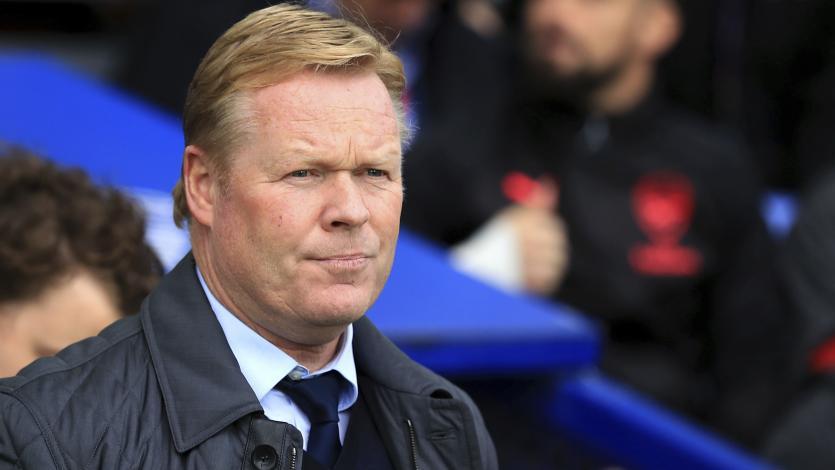 Ronald Koeman es nuevo entrenador de Holanda